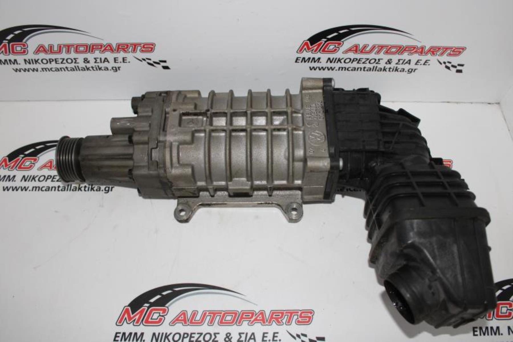Εικόνα από Κομπρέσορας  VW GOLF 5 (2004-2008)  03C145601E   BMY