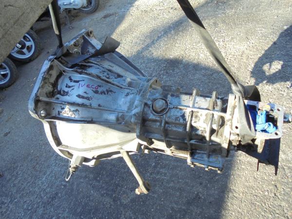 Εικόνα από Σασμάν 2WD  Χειροκίνητο  IVECO FIAT TURBO DAILY 40-10 (1994-2002) 2800cc 8140.23 8868231  8140.23 8868231 Turbo Diesel