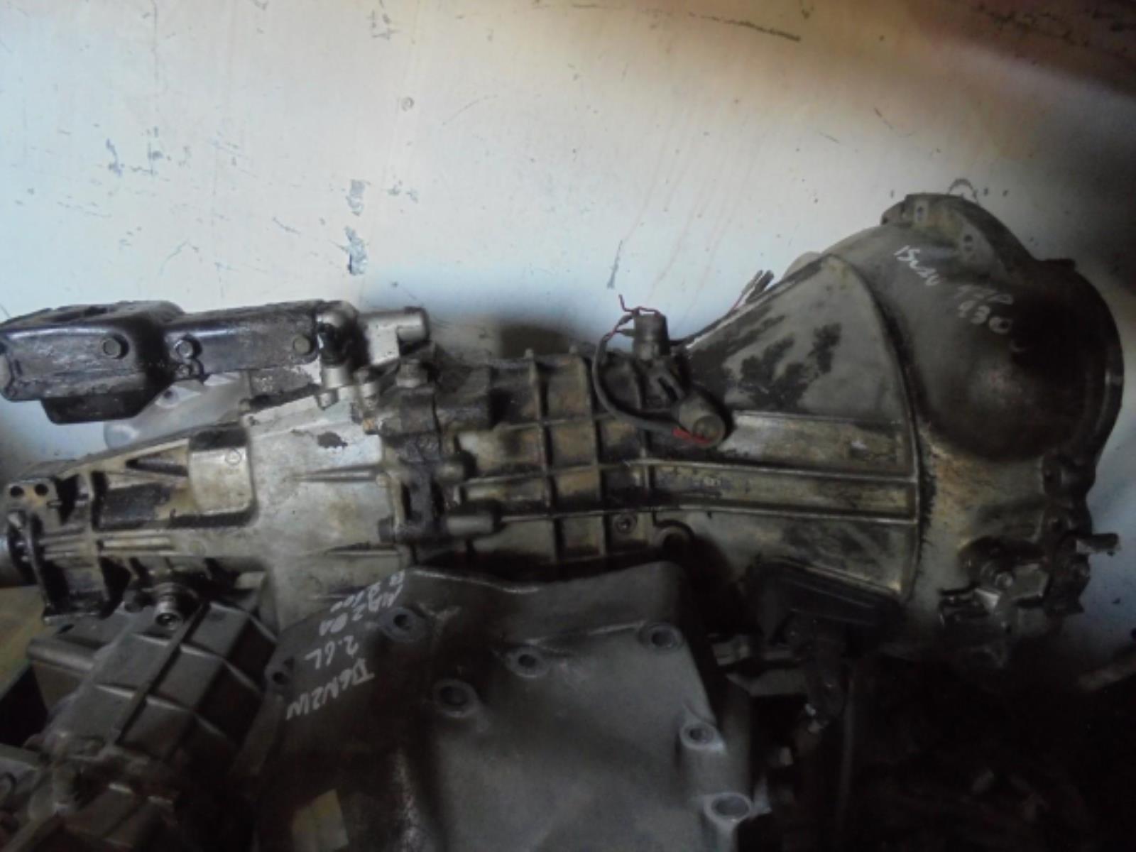 Εικόνα από Σασμάν 2WD  Χειροκίνητο  ISUZU P/U (1988-1993) 2300cc 4ZD1