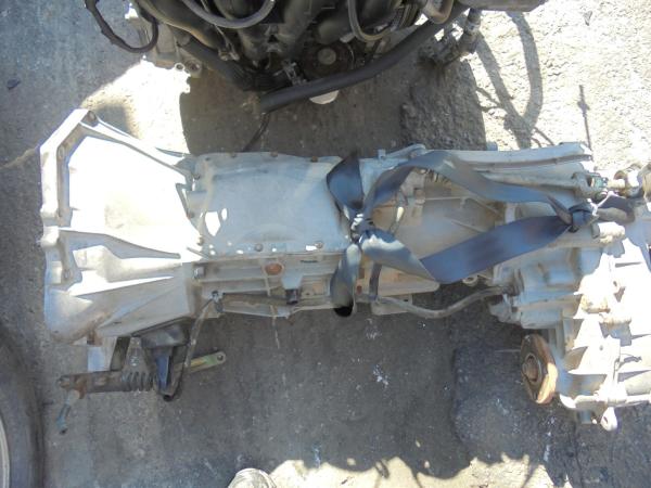 Εικόνα από Σασμάν 4WD  Χειροκίνητο  SSANGYONG MUSSO (1997-2005) 2300cc 1352065922   με βοηθητικό