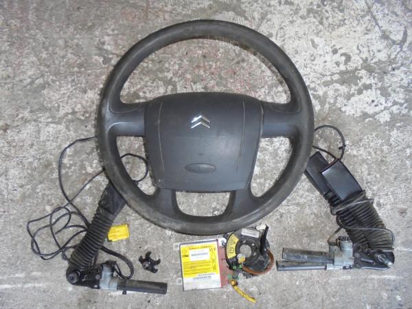 Εικόνα από Αερόσακος  Set  CITROEN JUMPER (2006-2014)     οδηγού,ταινία,εγκέφαλος,προεντατήρες