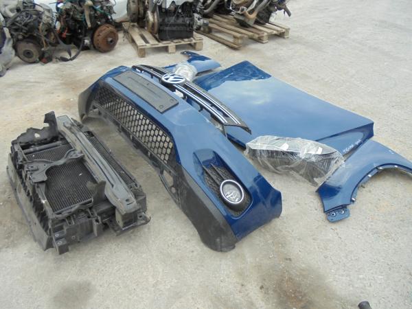 Εικόνα από Μούρη κομπλέ  VW TIGUAN (2011-2016)     diesel, καπό, προφυλακτήρας, φανάρια, ψυγεία κομπλέ, μετώπη, τραβέρσα, αερόσακοι κ.λ.π