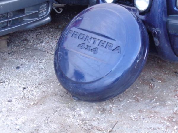 Εικόνα από Αξεσουάρ OPEL FRONTERA B (1998-2004)    κάλυμμα ρεζέρβας