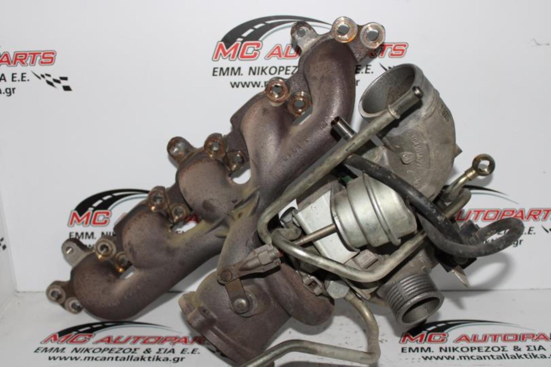 Εικόνα από Τουρμπίνα  FORD KUGA (2008-2013) 2500cc 307571125309700033   βενζίνη