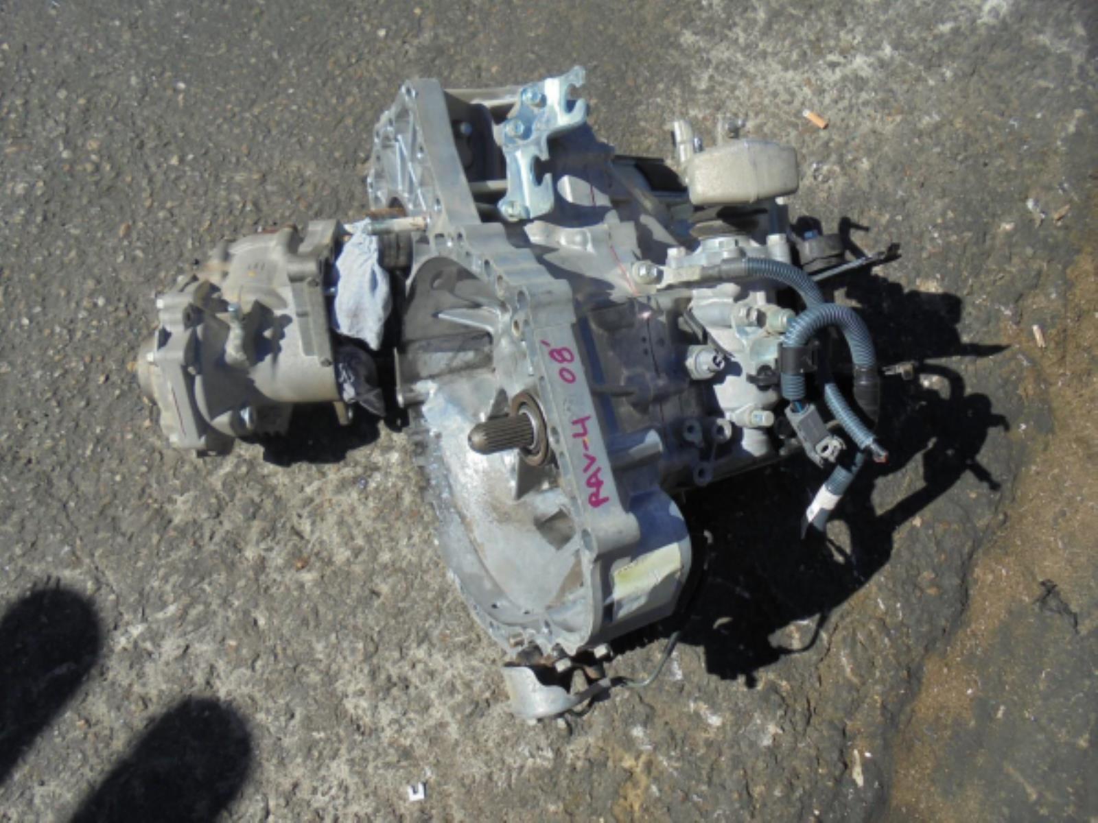 Εικόνα από Σασμάν 4WD  Χειροκίνητο  TOYOTA RAV-4 (2006-2011) 2000cc    και βοηθητικό
