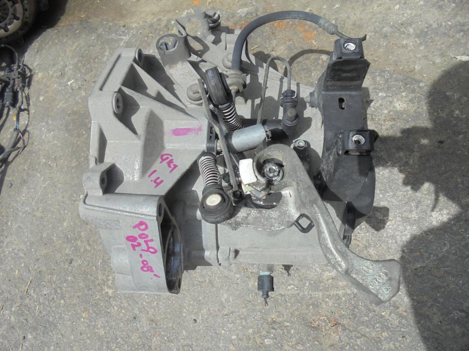 Εικόνα από Σασμάν 2WD  Χειροκίνητο  VW POLO (2002-2009) 1400cc GKT 0912