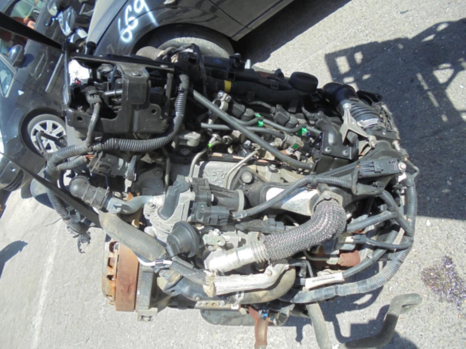 Εικόνα από Κινητήρας Μοτέρ  VOLVO S40 (2007-2012) 1600cc D4162T   Turbo Diesel