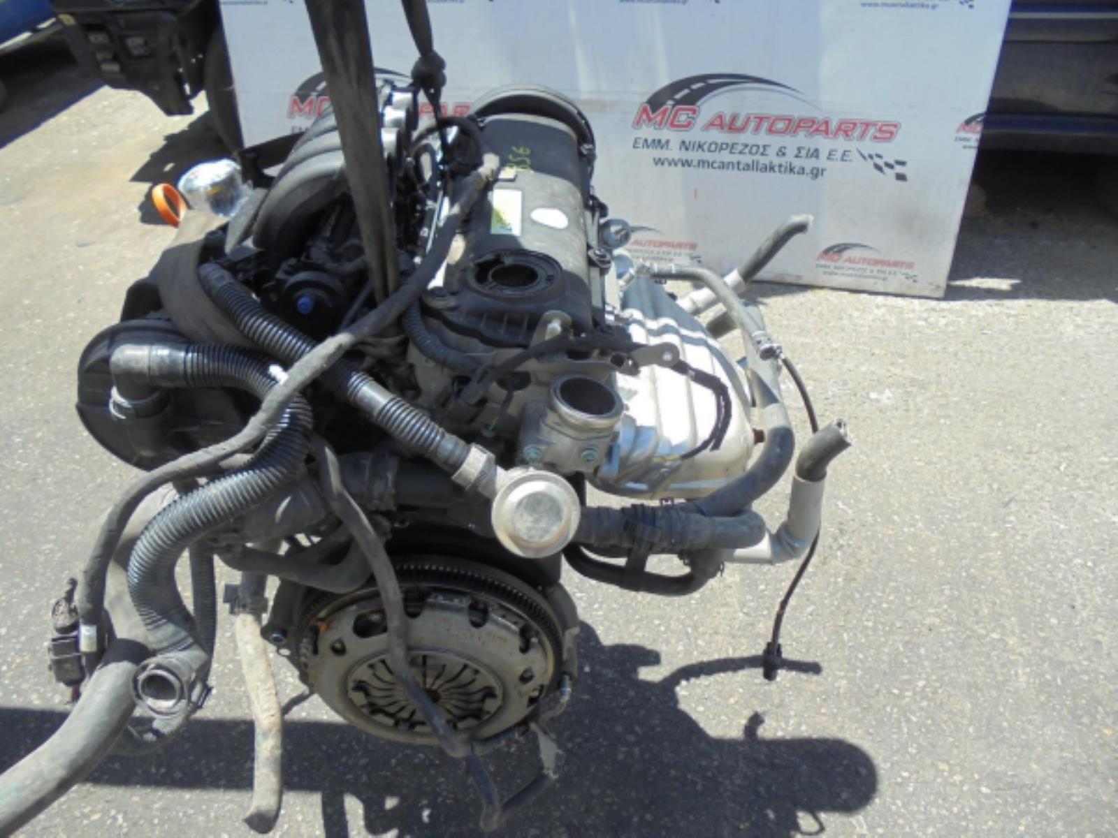 Εικόνα από Κινητήρας Μοτέρ  VW GOLF 5 (2004-2008) 1600cc BSE   8V