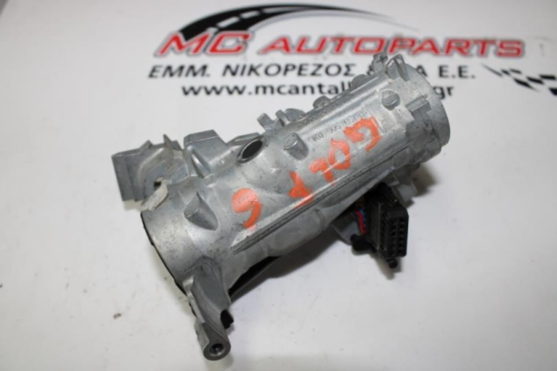 Εικόνα από Κλειδαριά μίζας  VW GOLF 6 (2008-2013)