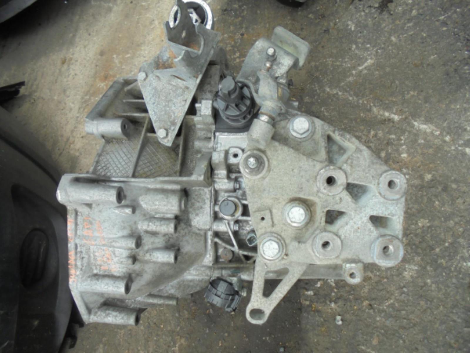 Εικόνα από Σασμάν 2WD  Χειροκίνητο  CITROEN JUMPER (2006-2014)  4HU   6 τάχυτο