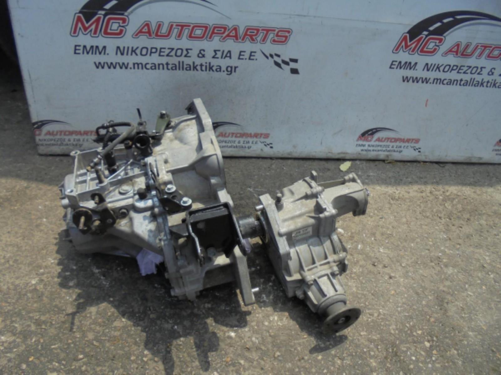 Εικόνα από Σασμάν 4WD  Χειροκίνητο  KIA SPORTAGE (2004-2009) 2000cc    και βοηθητικό, βενζίνη
