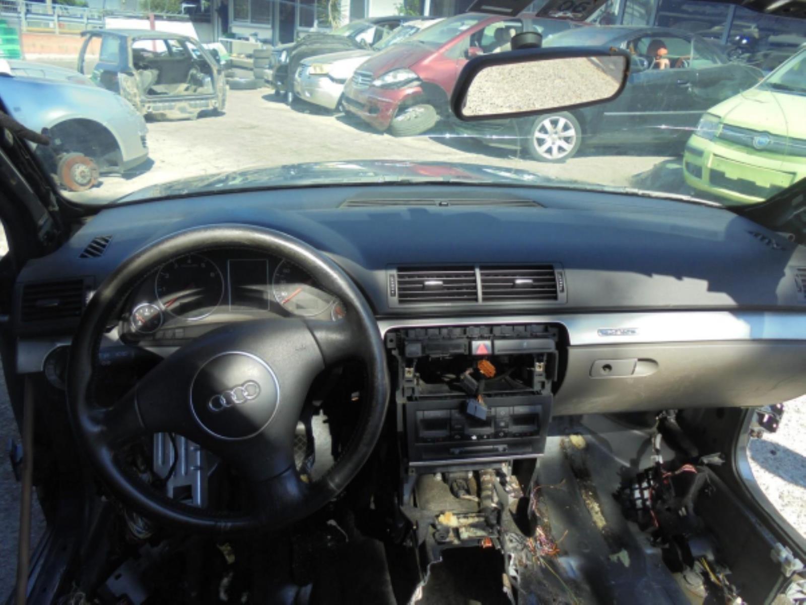 Εικόνα από Τροπέτο φανοποιίας  AUDI A4 (2001-2005)