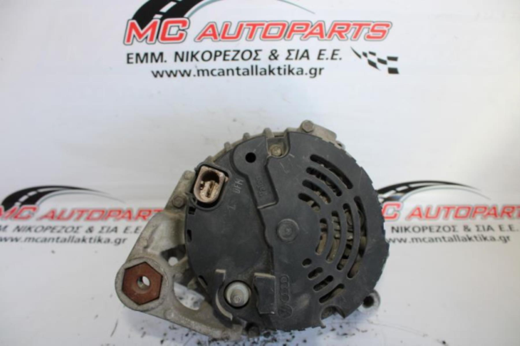 Picture of Δυναμό  AUDI A6 (1998-2004)  06C903016A   120A