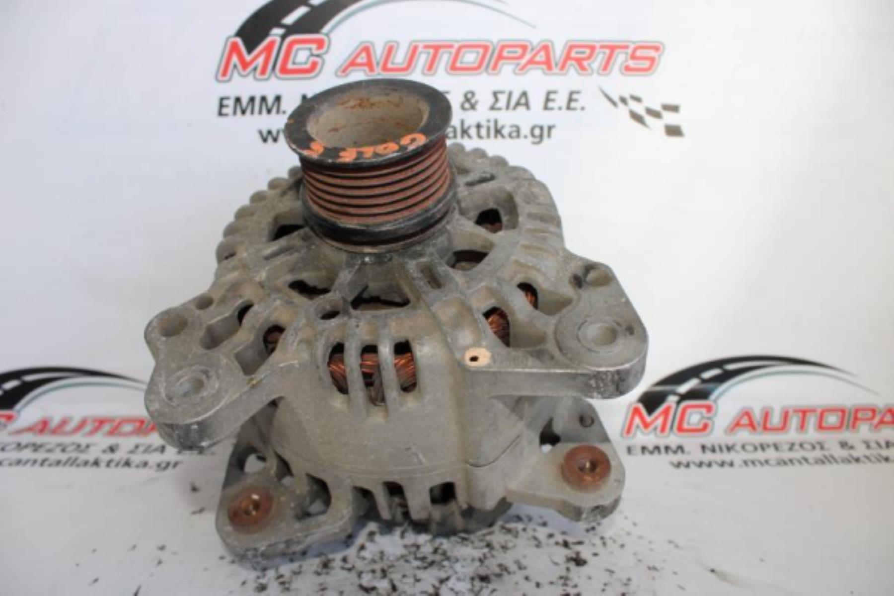 Picture of Δυναμό  VW GOLF 5 (2004-2008)  036903024H   110A