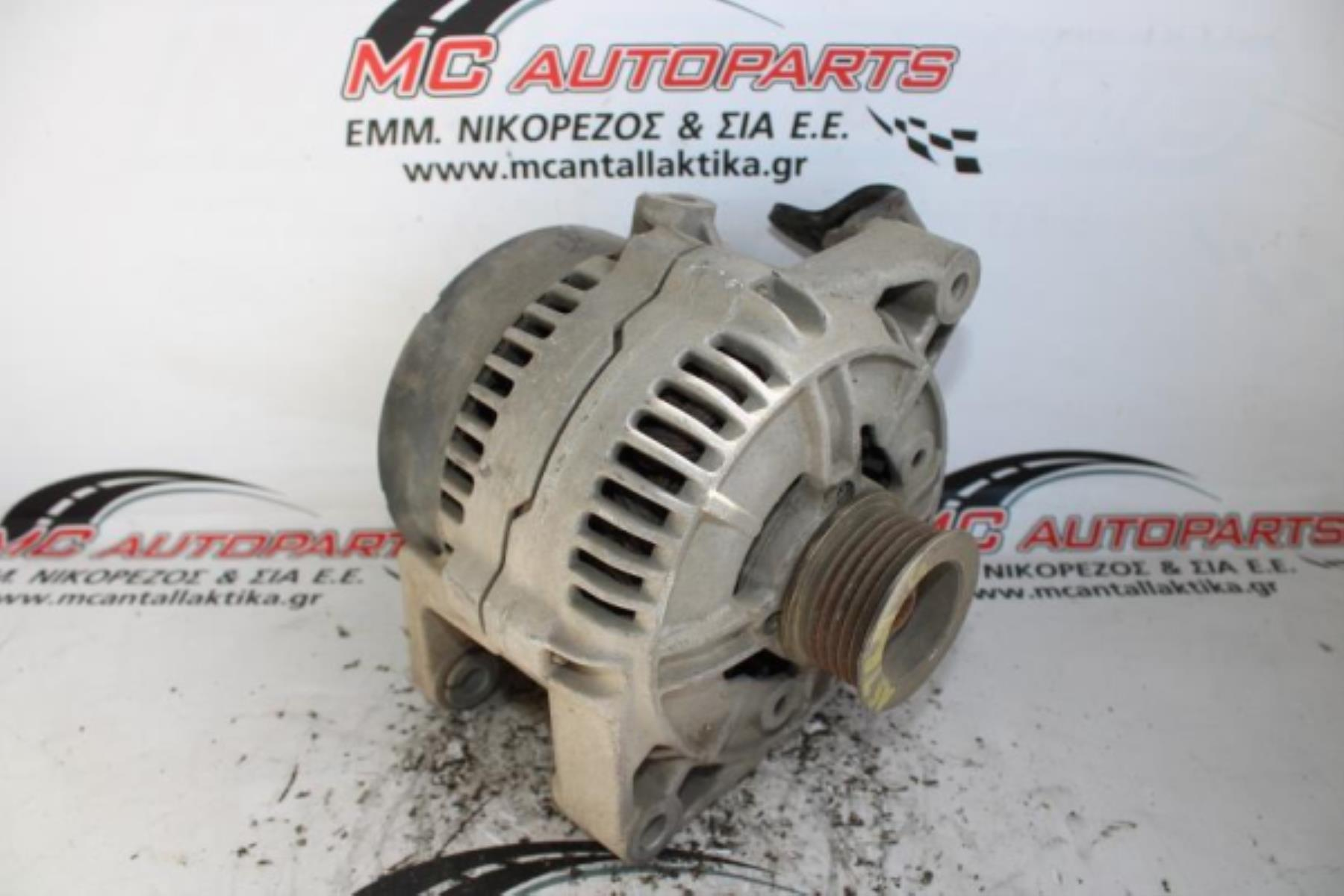 Picture of Δυναμό  OPEL ASTRA G (1998-2004)  0123510063   120A