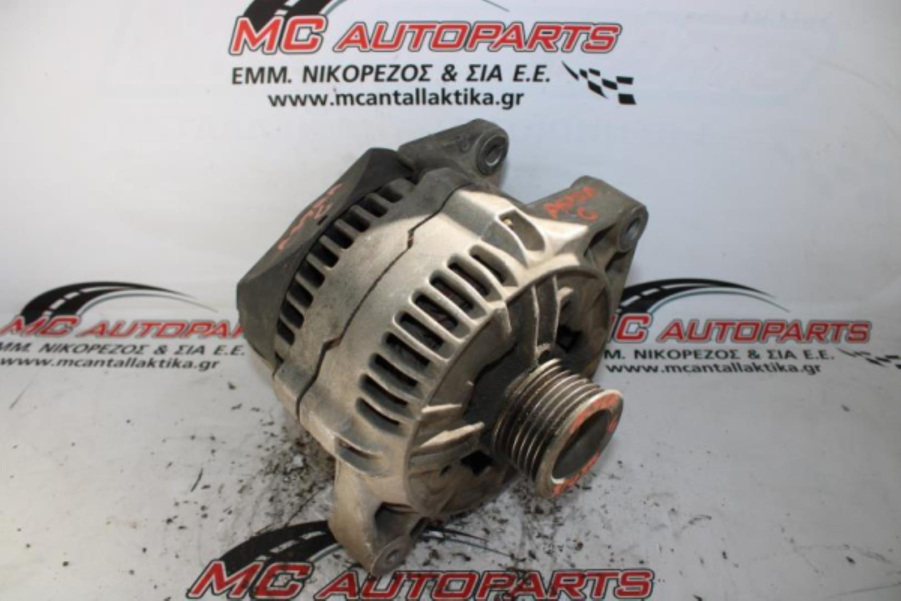 Picture of Δυναμό  OPEL ASTRA G (1998-2004)  0986039240   120A