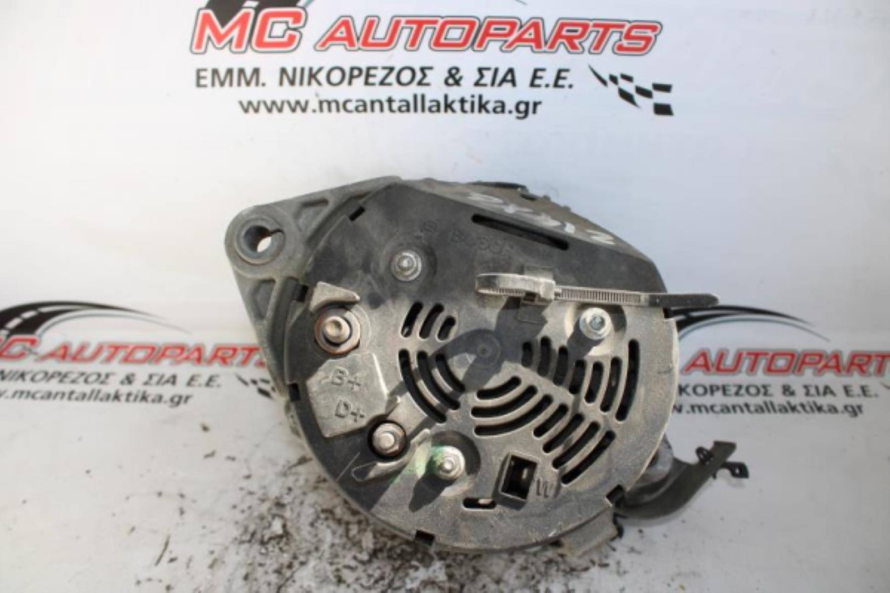 Picture of Δυναμό  OPEL ASTRA G (1998-2004)  0123505002   100A