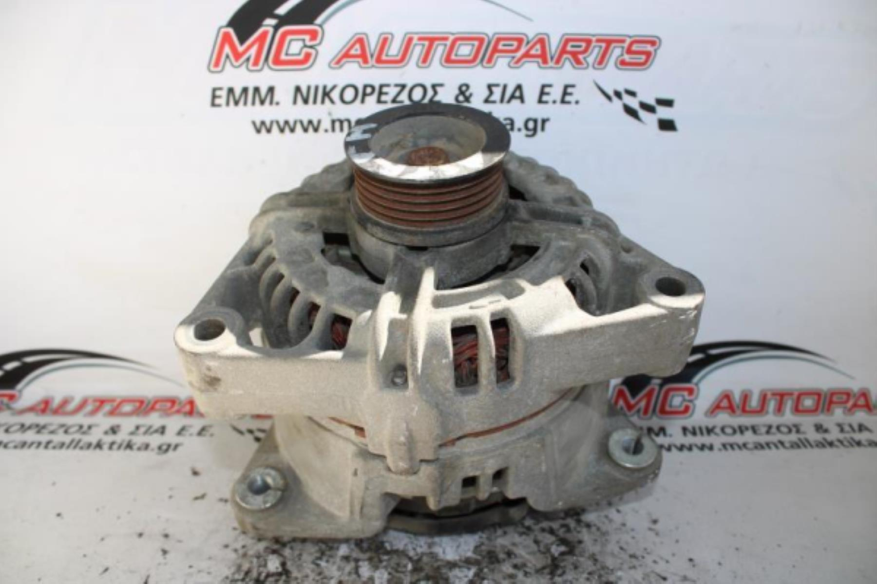 Picture of Δυναμό  OPEL ASTRA H (2004-2010)  0124425021   100A