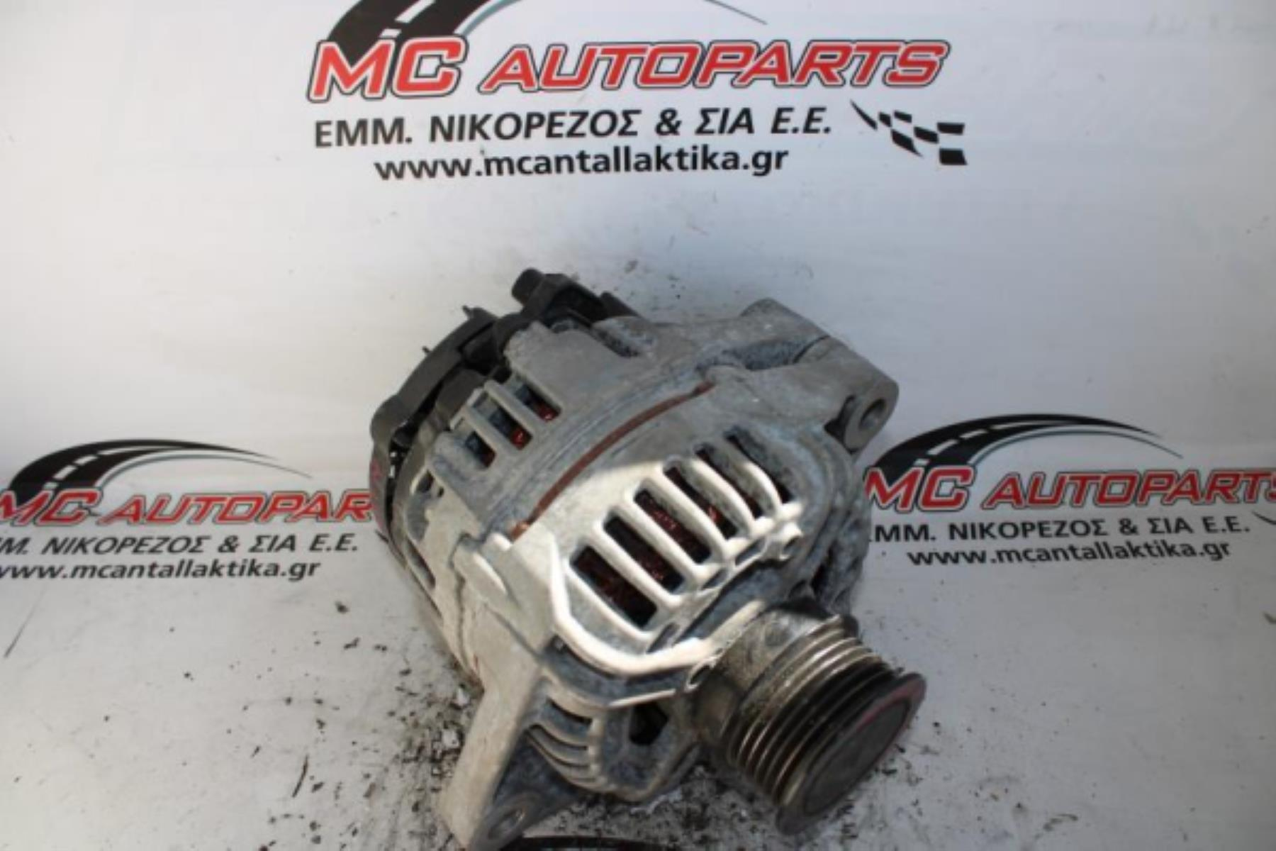 Picture of Δυναμό  OPEL ASTRA H (2004-2010)  0124325221   100A