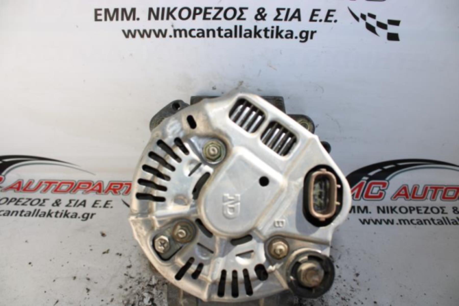 Εικόνα από Δυναμό  MINI COOPER R50 R53 (2002-2006)  7515029-02   105A