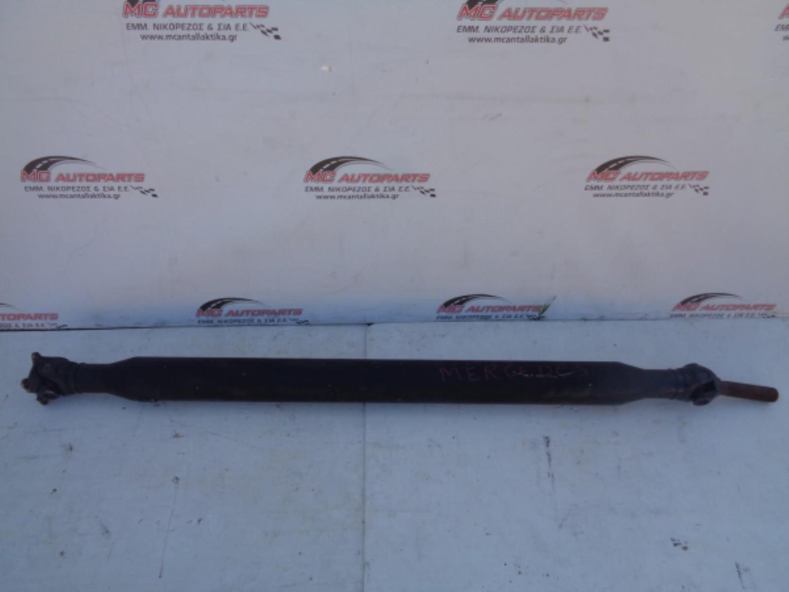 Εικόνα από Κεντρικός άξονας  MERCEDES SPRINTER 208-408 (2006-2012)     180cm