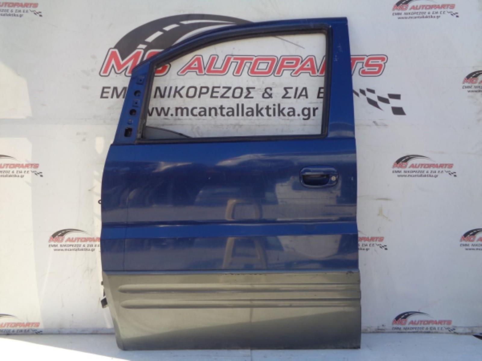 Εικόνα από Πόρτα  Εμπρός Αριστερή Μπλέ HYUNDAI H1 (1998-2008)