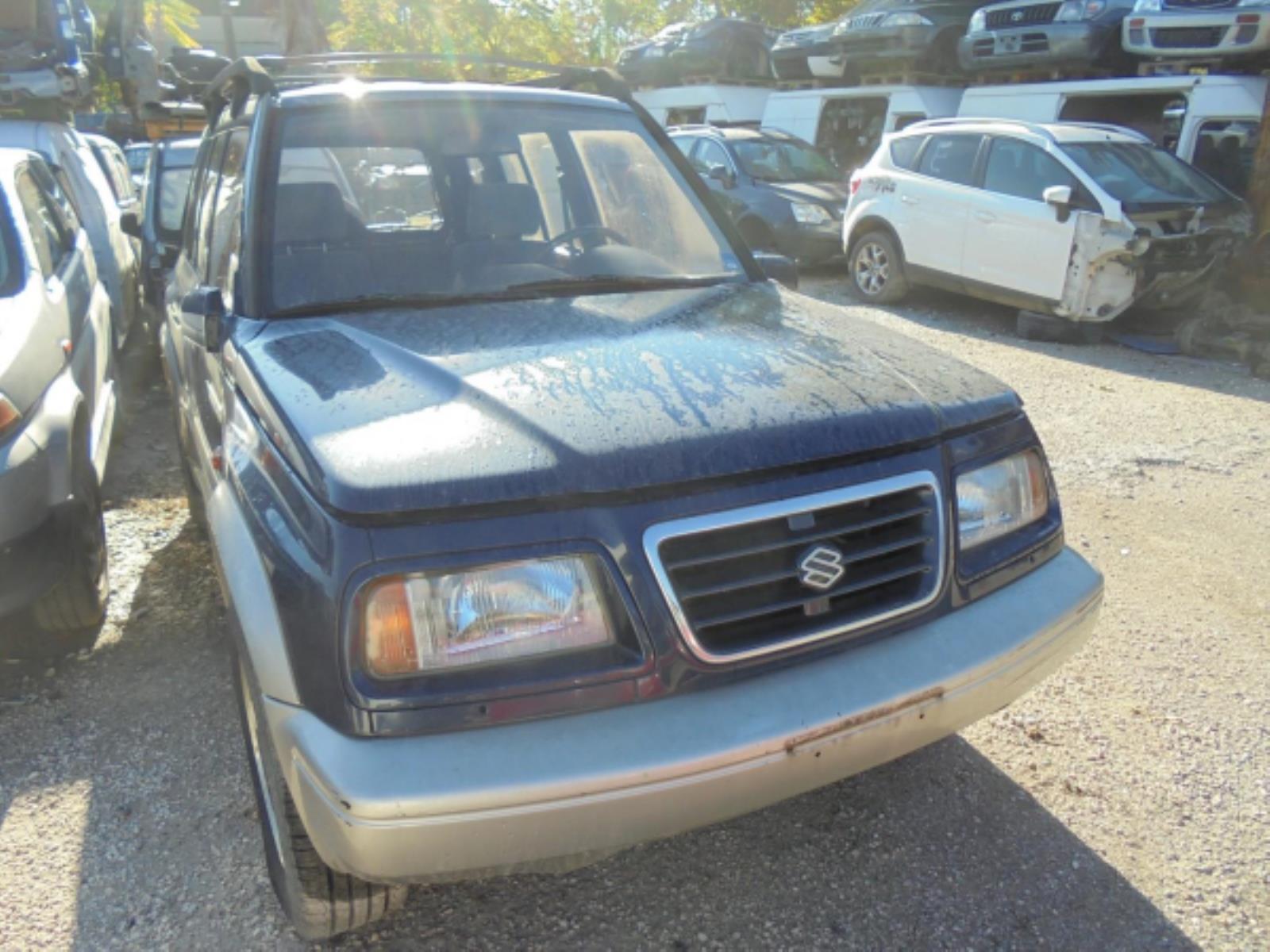 Εικόνα από Τροπέτο φανοποιίας  SUZUKI VITARA V6 (1992-1998)