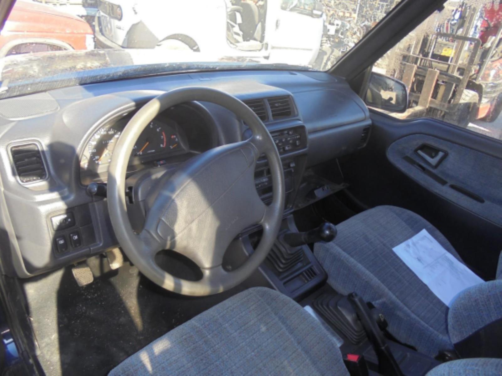 Εικόνα από Τροπέτο μηχανικά  SUZUKI VITARA V6 (1992-1998) 2000cc H20A