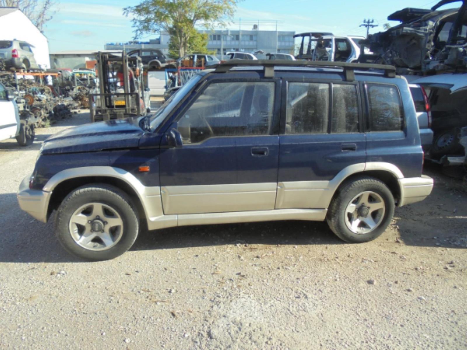 Εικόνα από Καμπίνα/Καρότσα/Κουφάρι  SUZUKI VITARA V6 (1992-1998)
